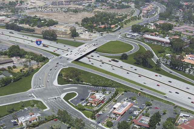 I-5/Ortega Highway Interchange Improvement Project - PacRim